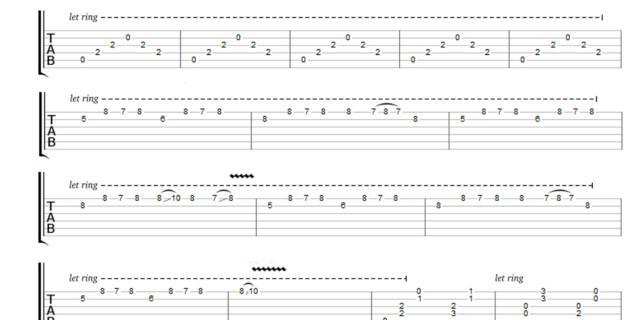 Guitar unravel guitar tabs : Guitar : guitar tabs anime Guitar Tabs Anime as well as Guitar ...